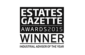 Industrial Adviser of the Year 2015